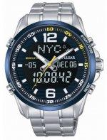 Zegarek męski Pulsar sport PZ4003X1 - duże 1