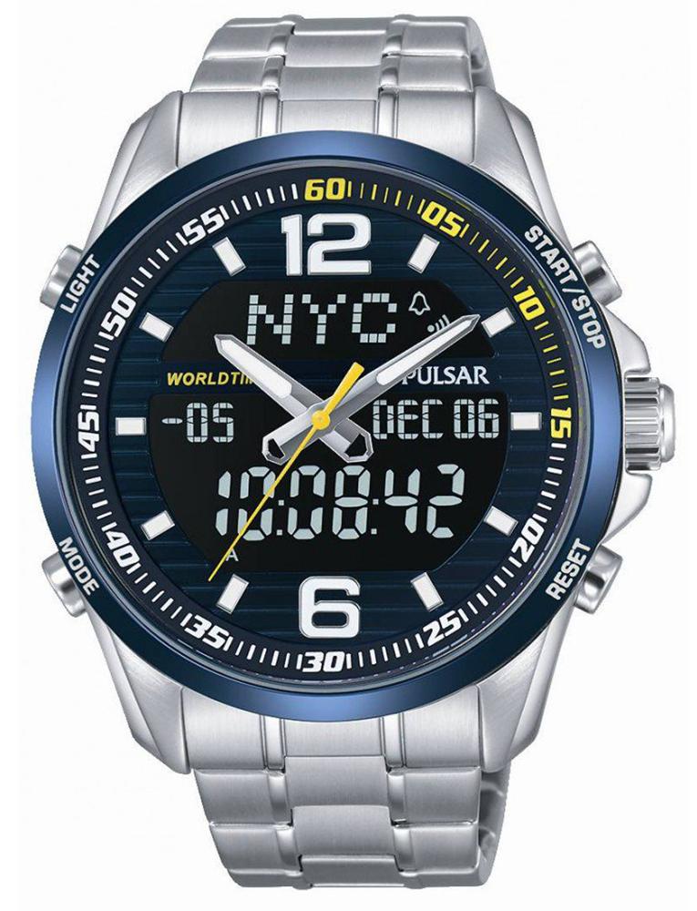 Zegarek Pulsar PZ4003X1 - duże 1