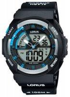 Zegarek męski Lorus sportowe R2323MX9 - duże 1