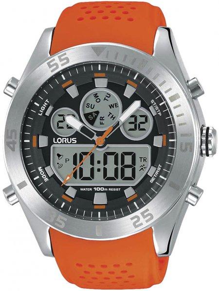 R2345LX9 - zegarek męski - duże 3