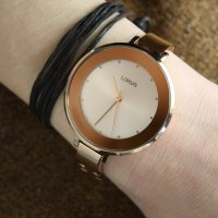 Zegarek damski Lorus fashion RG236LX9 - duże 2
