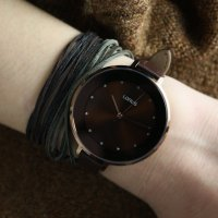 Zegarek damski Lorus fashion RG239LX9 - duże 2