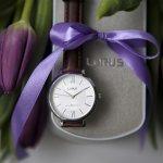 Zegarek damski Lorus klasyczne RG263LX9 - duże 4