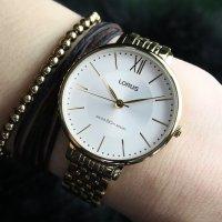 Zegarek damski Lorus klasyczne RG272LX9 - duże 2