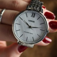 Zegarek damski Lorus klasyczne RG275LX9 - duże 3
