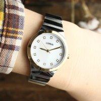 Zegarek damski Lorus fashion RG282KX9 - duże 2