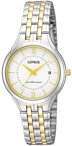 Zegarek damski Lorus klasyczne RH736AX9 - duże 1