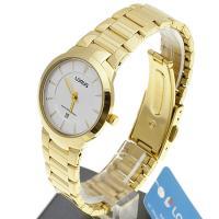 Zegarek damski Lorus klasyczne RH760AX9 - duże 3