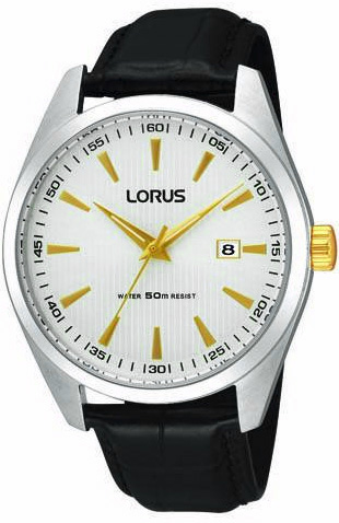 Zegarek męski Lorus klasyczne RH905DX9 - duże 1