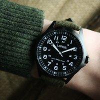 Zegarek męski Lorus klasyczne RH929GX9 - duże 2