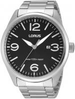Zegarek męski Lorus klasyczne RH957DX9 - duże 1