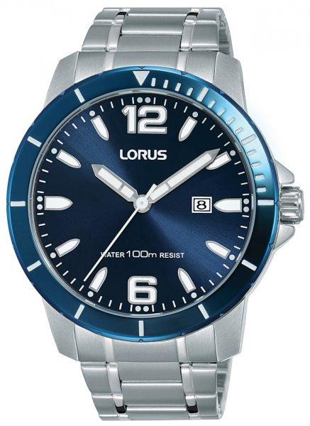 Zegarek męski Lorus klasyczne RH961JX9 - duże 3