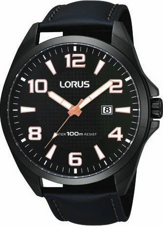 Zegarek męski Lorus sportowe RH973CX9 - duże 1