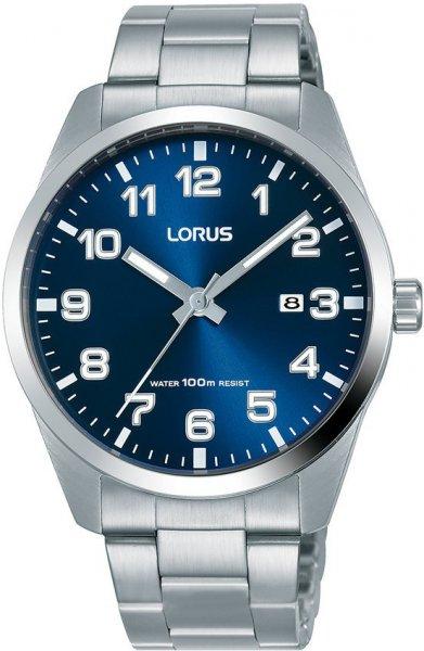 Zegarek męski Lorus klasyczne RH975JX9 - duże 3