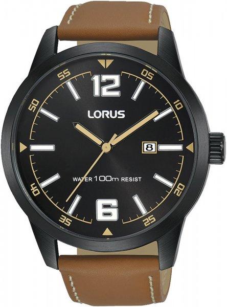 Zegarek męski Lorus klasyczne RH985HX9 - duże 3