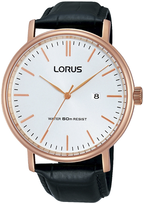 Zegarek męski Lorus klasyczne RH988DX9 - duże 1