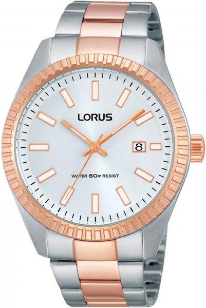 Zegarek męski Lorus klasyczne RH992DX9 - duże 1