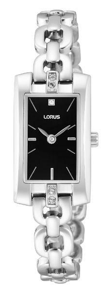 Zegarek damski Lorus biżuteryjne RJ455BX9 - duże 1