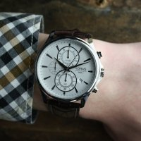 Zegarek męski Lorus klasyczne RM315DX9 - duże 2