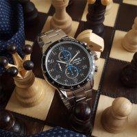 Zegarek męski Lorus klasyczne RM333EX9 - duże 2