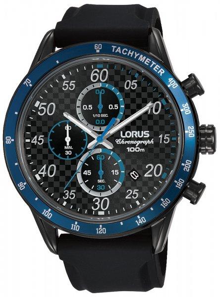 Zegarek męski Lorus klasyczne RM337EX9 - duże 1
