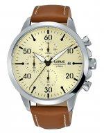 Zegarek męski Lorus klasyczne RM355EX9 - duże 1