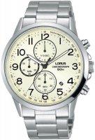 Zegarek męski Lorus sportowe RM373EX9 - duże 1