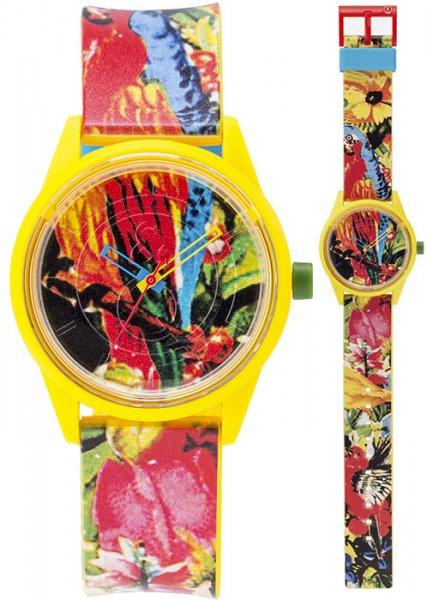 Zegarek damski QQ smile RP00-025 - duże 1