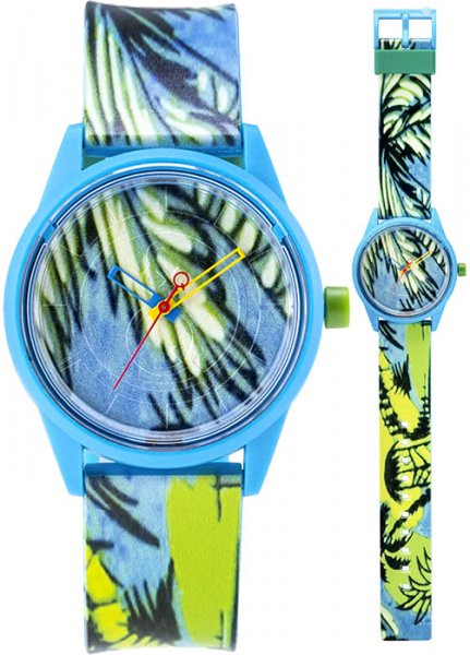 Zegarek damski QQ smile RP00-027 - duże 1