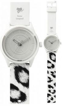 zegarek Edycja Limitowana The Red List-Snow Leopard QQ RP00-030