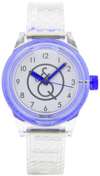 Zegarek dla dziewczynki QQ smile RP01-008 - duże 1