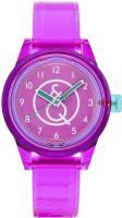 Zegarek dla dziewczynki QQ smile RP01-011 - duże 1