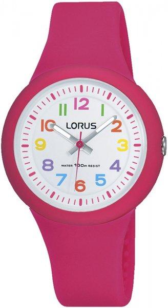 Zegarek dla dziewczynki Lorus dla dzieci RRX49EX9 - duże 3