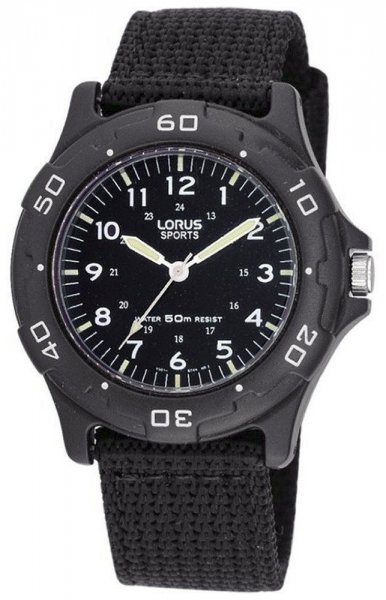Zegarek Lorus RRX89FX9 - duże 1