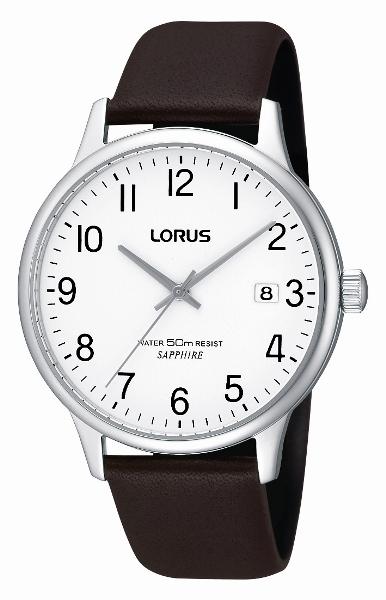Zegarek męski Lorus klasyczne RS923BX9 - duże 3