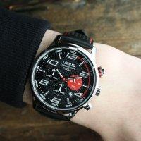 Zegarek męski Lorus sportowe RT305FX9 - duże 2