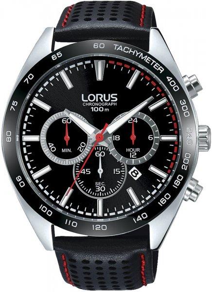 Zegarek męski Lorus sportowe RT307GX9 - duże 1