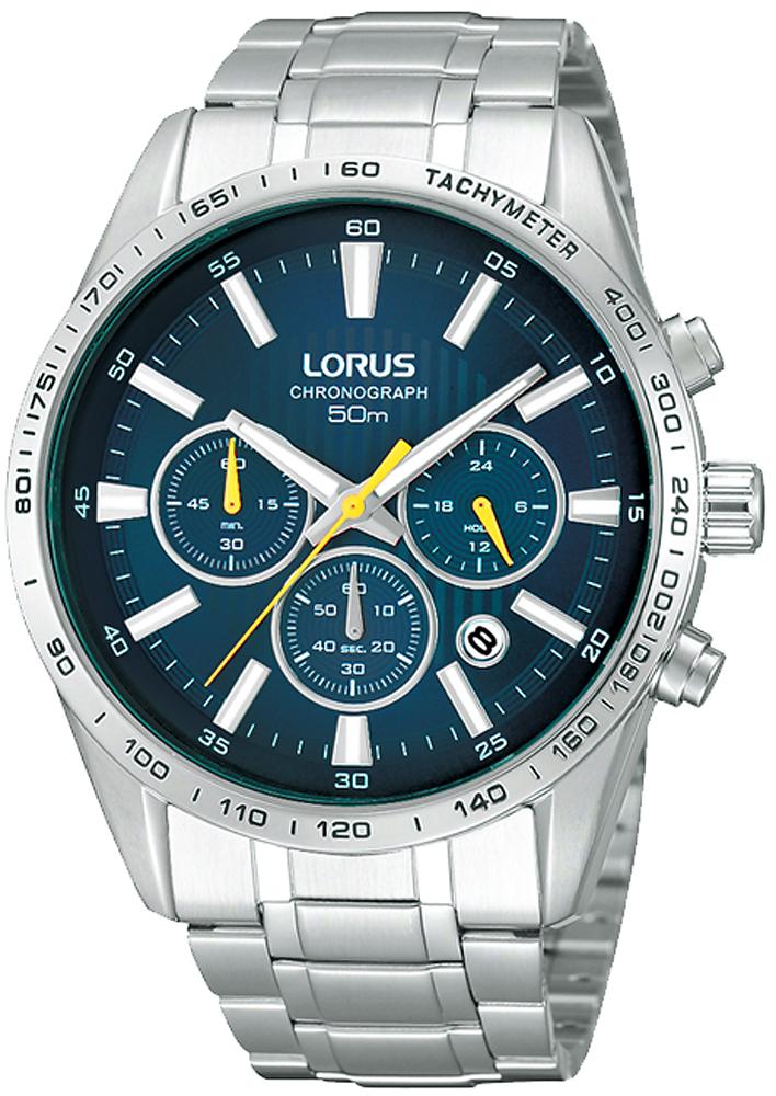 Zegarek męski Lorus sportowe RT321CX9 - duże 1