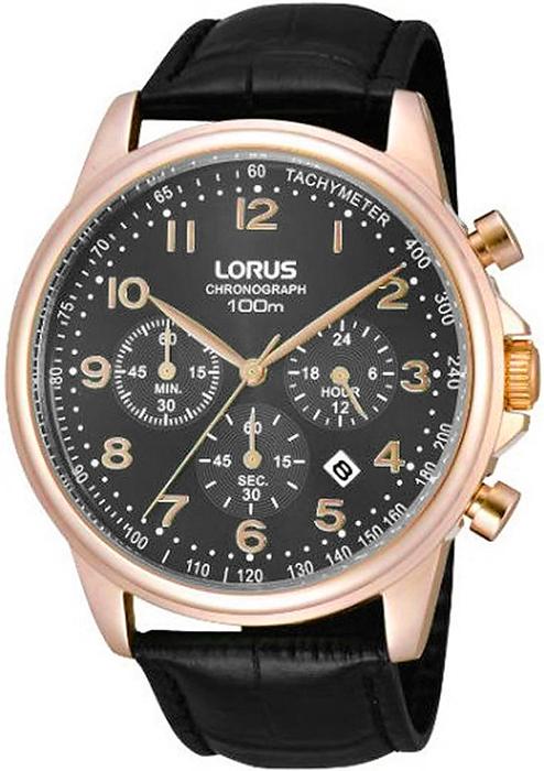 Zegarek męski Lorus klasyczne RT332DX9 - duże 1