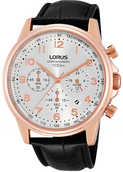 Zegarek męski Lorus klasyczne RT334DX9 - duże 1