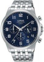 Zegarek męski Lorus klasyczne RT335GX9 - duże 1