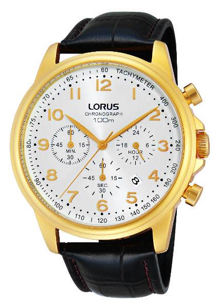 Zegarek męski Lorus klasyczne RT336DX9 - duże 1