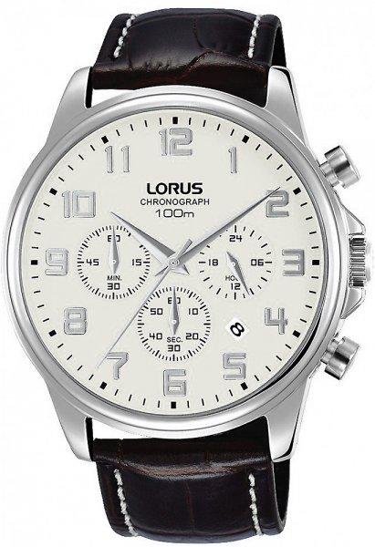 Zegarek męski Lorus klasyczne RT341GX9 - duże 1