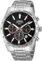 Zegarek męski Lorus sportowe RT343DX9 - duże 1