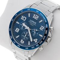 Zegarek męski Lorus sportowe RT353CX9 - duże 2