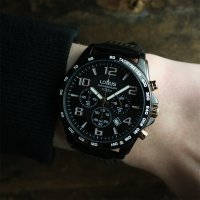 Zegarek męski Lorus sportowe RT355CX9 - duże 2