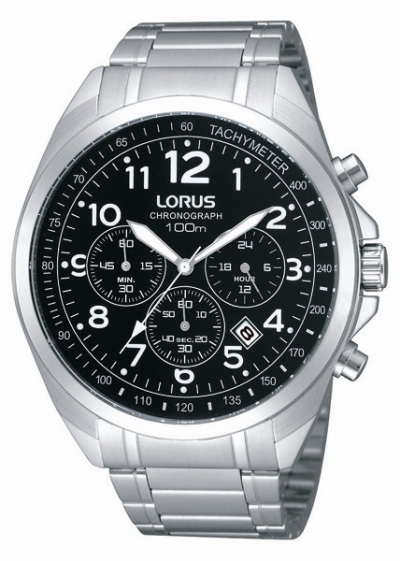 Zegarek męski Lorus sportowe RT363CX9 - duże 1