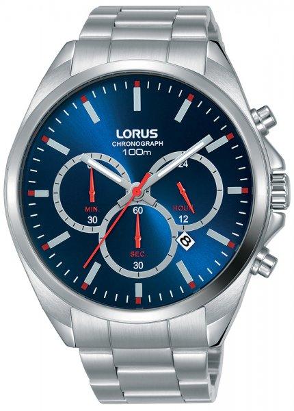 Zegarek męski Lorus sportowe RT363GX9 - duże 3