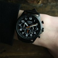 Zegarek męski Lorus sportowe RT373FX9 - duże 3
