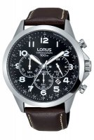Zegarek męski Lorus klasyczne RT375FX9 - duże 1